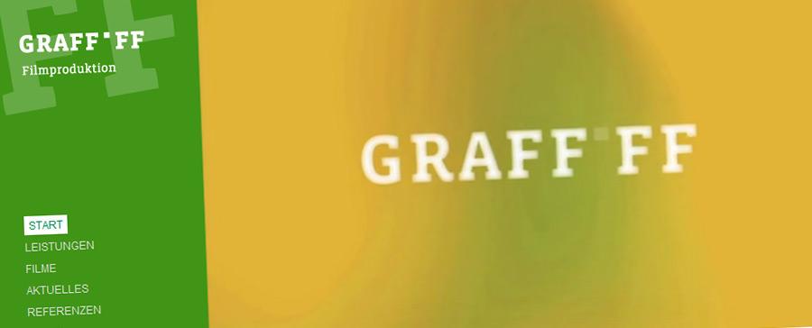 Graff.ff – Neuer Look mit Wordpress umgesetzt